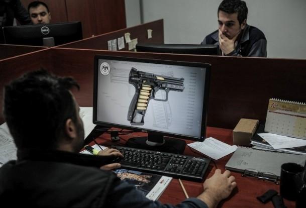 Polise yerli silah 4