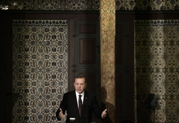Cumhurbaşkanı Erdoğan Topkapı Müzesi'ndeki açılışa katıldı 12