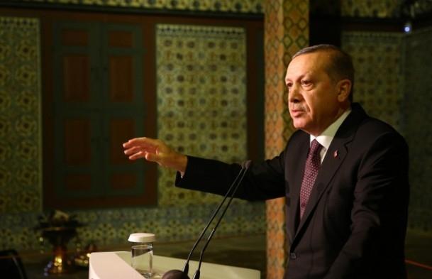 Cumhurbaşkanı Erdoğan Topkapı Müzesi'ndeki açılışa katıldı 5