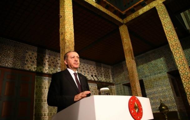 Cumhurbaşkanı Erdoğan Topkapı Müzesi'ndeki açılışa katıldı 7
