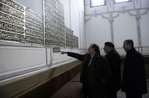 Cumhurbaşkanı Erdoğan Topkapı Müzesi'ndeki açılışa katıldı 8