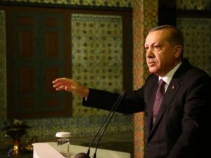 Cumhurbaşkanı Erdoğan Topkapı Müzesi'ndeki açılışa katıldı