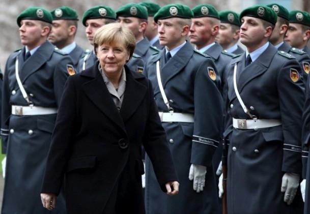 Başbakan Ahmet Davutoğlu Almanya'da 10