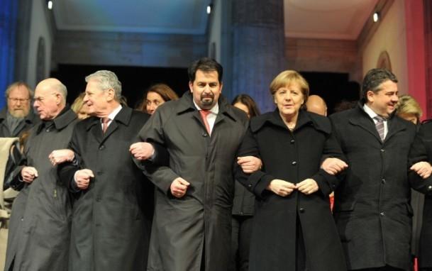 Almanya'daki Müslümanlar saldırıyı kınadı 3