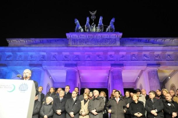 Almanya'daki Müslümanlar saldırıyı kınadı 4