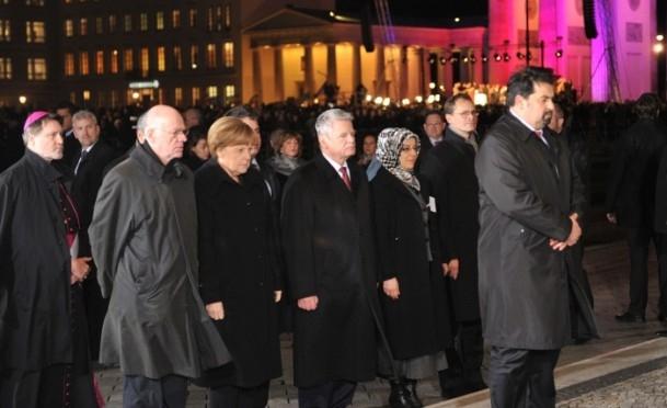 Almanya'daki Müslümanlar saldırıyı kınadı 5