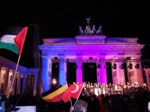 Almanya'daki Müslümanlar saldırıyı kınadı