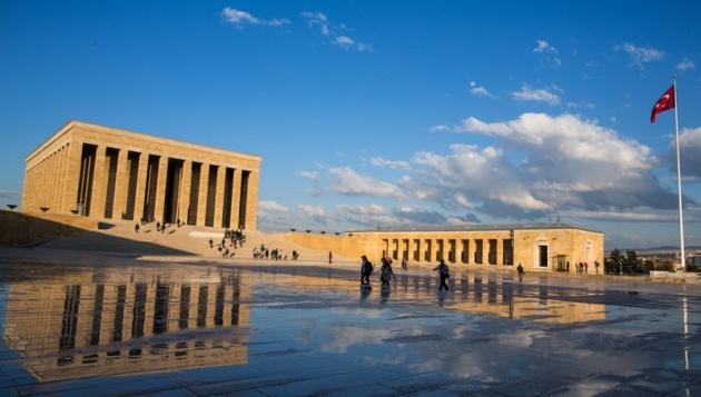 Anıtkabir'den muhteşem kareler 24