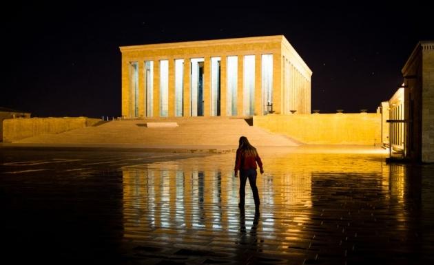Anıtkabir'den muhteşem kareler 4