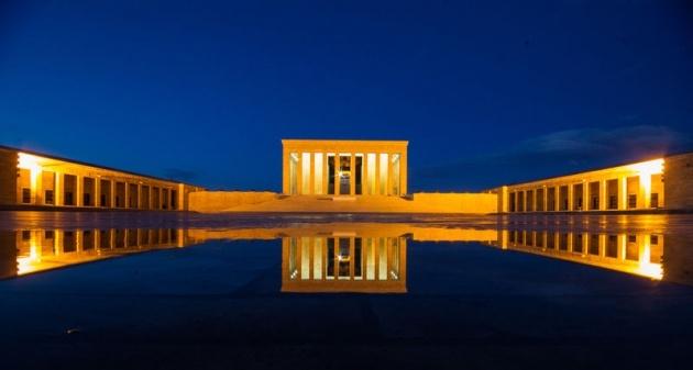 Anıtkabir'den muhteşem kareler 7