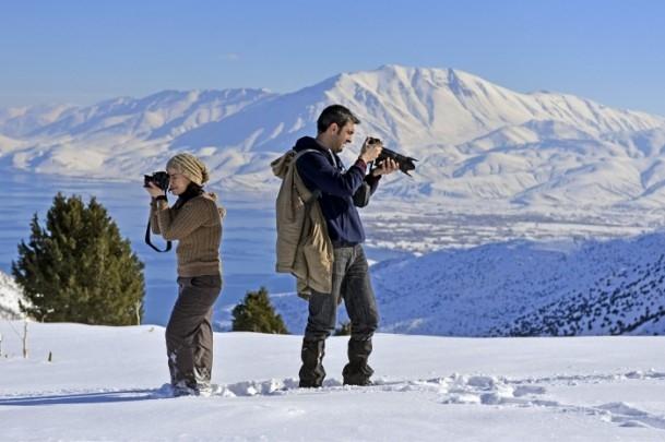 Çözüm süreciyle dağlara kışın da tırmanıyorlar 1