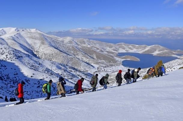 Çözüm süreciyle dağlara kışın da tırmanıyorlar 10