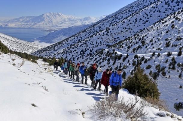 Çözüm süreciyle dağlara kışın da tırmanıyorlar 12