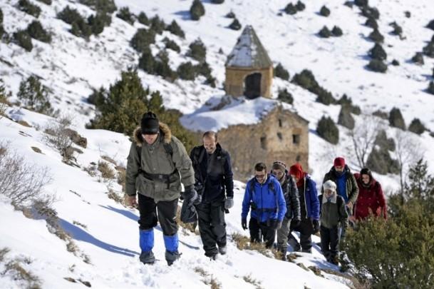 Çözüm süreciyle dağlara kışın da tırmanıyorlar 3