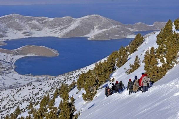 Çözüm süreciyle dağlara kışın da tırmanıyorlar 4