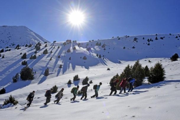 Çözüm süreciyle dağlara kışın da tırmanıyorlar 5