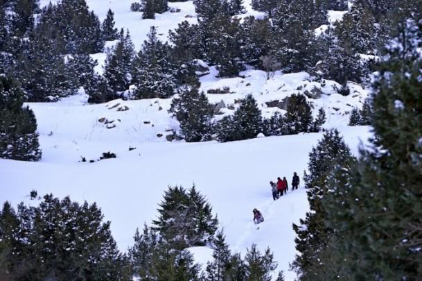 Çözüm süreciyle dağlara kışın da tırmanıyorlar 6
