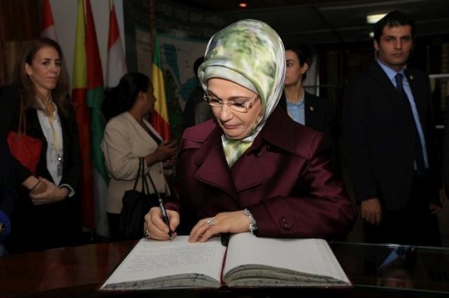 Emine Erdoğan Etiyopya'da 3