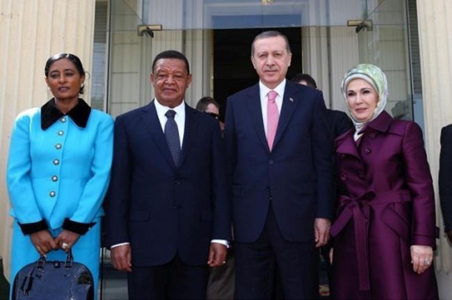 Emine Erdoğan Etiyopya'da 4