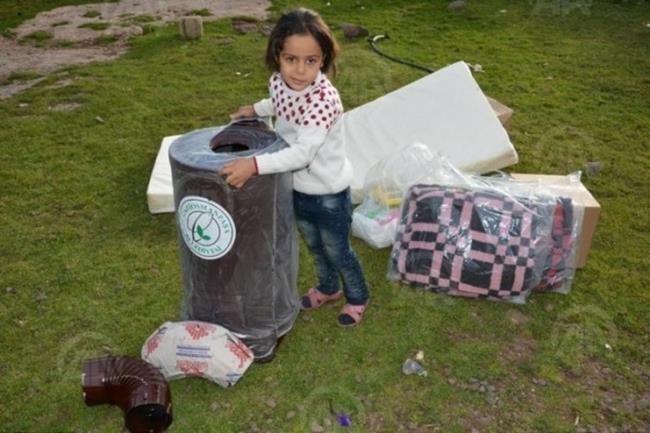 İstanbul'un sıcak eli günde 15 bin sığınmacıya ulaşıyor 1