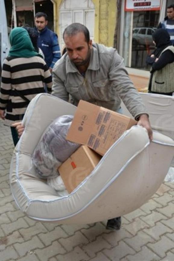 İstanbul'un sıcak eli günde 15 bin sığınmacıya ulaşıyor 4
