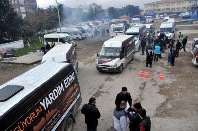 İstanbul'un sıcak eli günde 15 bin sığınmacıya ulaşıyor 6