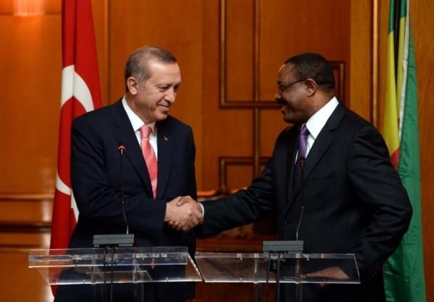 Cumhurbaşkanı Erdoğan Etiyopya'da 10