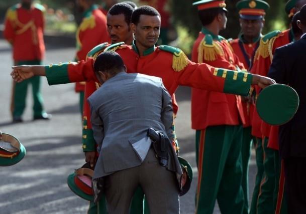 Cumhurbaşkanı Erdoğan Etiyopya'da 4