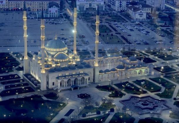 Kafkasya'nın kalbi Grozni'nin çehresi değişiyor 1