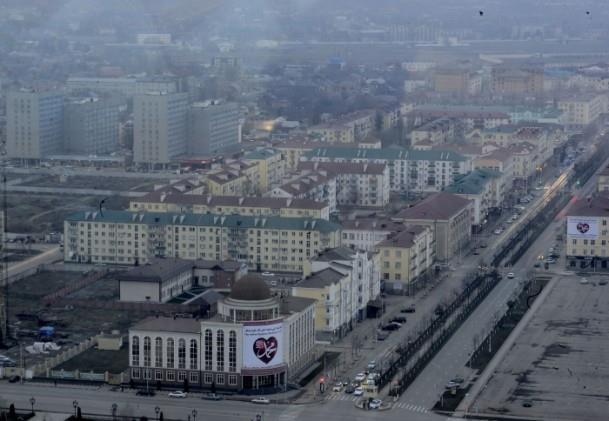 Kafkasya'nın kalbi Grozni'nin çehresi değişiyor 10