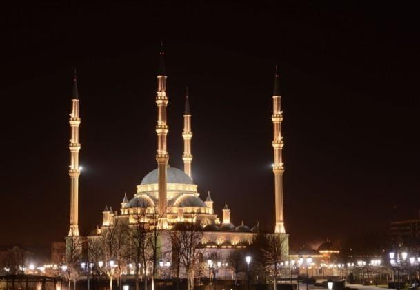 Kafkasya'nın kalbi Grozni'nin çehresi değişiyor 3