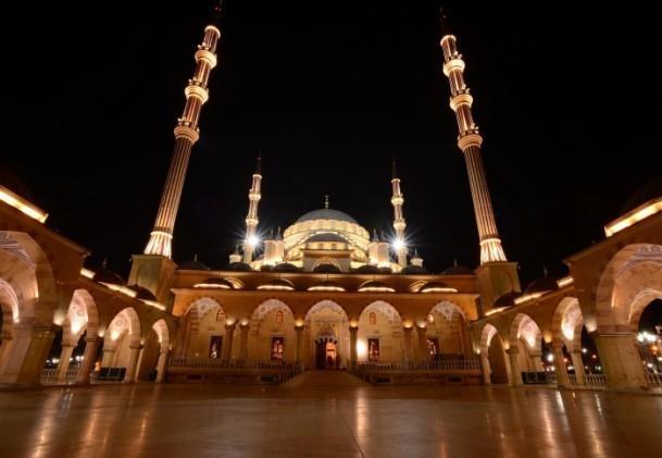 Kafkasya'nın kalbi Grozni'nin çehresi değişiyor 4