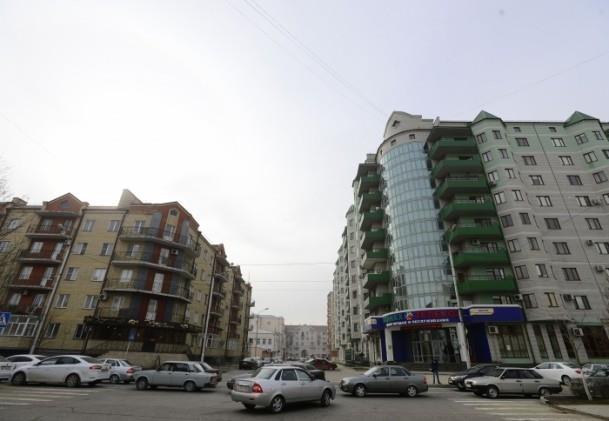Kafkasya'nın kalbi Grozni'nin çehresi değişiyor 7