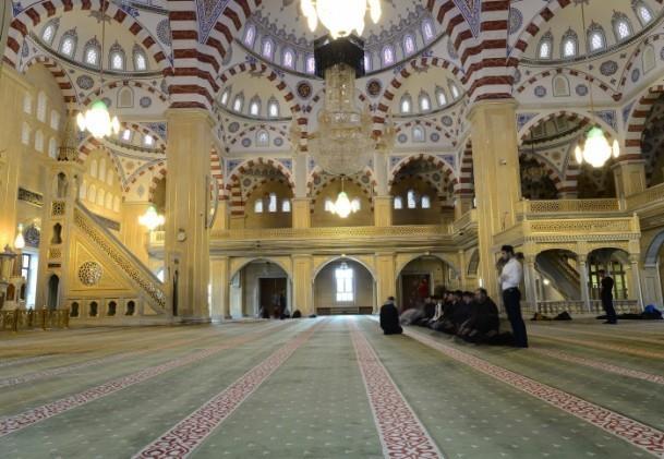 Kafkasya'nın kalbi Grozni'nin çehresi değişiyor 8