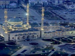 Kafkasya'nın kalbi Grozni'nin çehresi değişiyor
