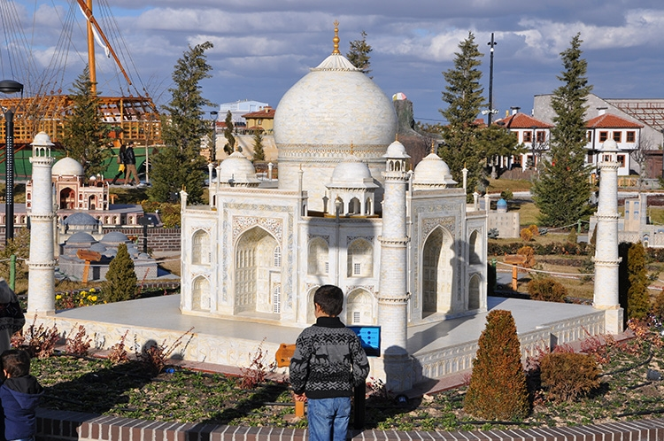 Fotoğraflarla 80 Binde Devr-i Alem Parkı 4