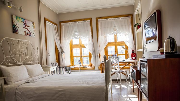İşte Türkiye'nin en romantik oteli! 15