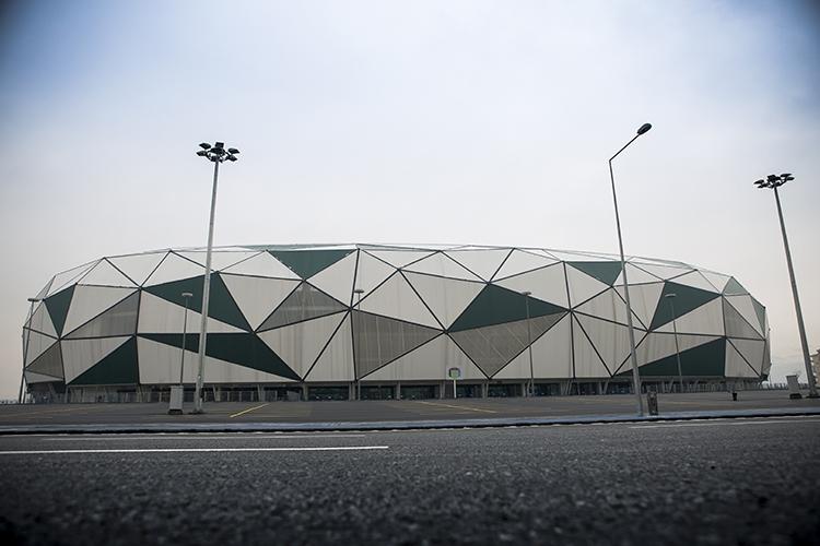 Torku Arena teknik adamları büyüledi 1