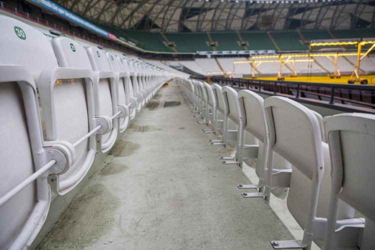 Torku Arena teknik adamları büyüledi 11