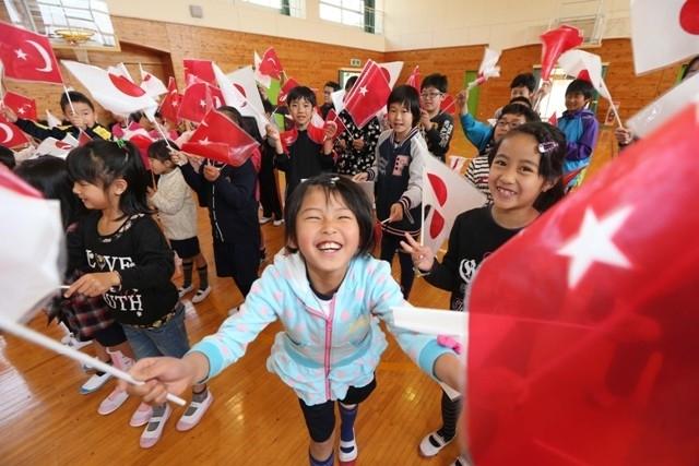 DAVUTOĞLU'NA JAPONYA'DA BÜYÜK İLGİ 10