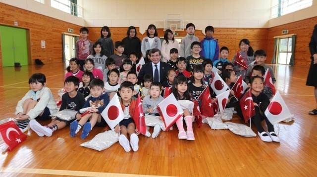 DAVUTOĞLU'NA JAPONYA'DA BÜYÜK İLGİ 14