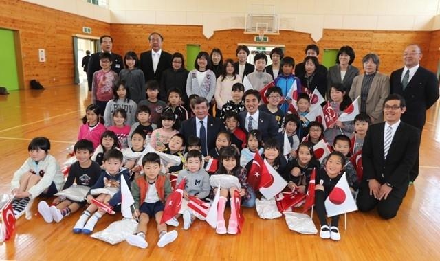DAVUTOĞLU'NA JAPONYA'DA BÜYÜK İLGİ 19