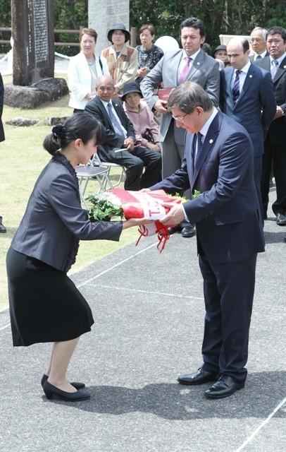 DAVUTOĞLU'NA JAPONYA'DA BÜYÜK İLGİ 20
