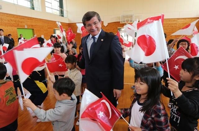DAVUTOĞLU'NA JAPONYA'DA BÜYÜK İLGİ 6