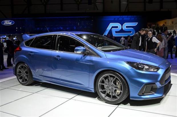 Cenevre Otomobil Fuarı-2015 17