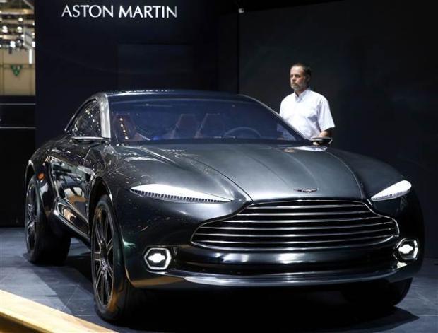 Cenevre Otomobil Fuarı-2015 34