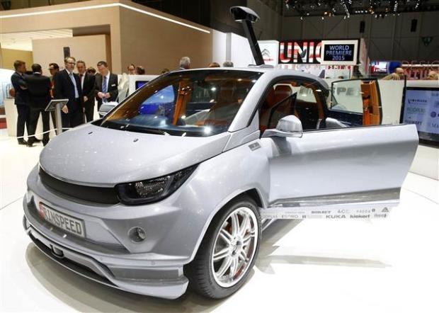 Cenevre Otomobil Fuarı-2015 35