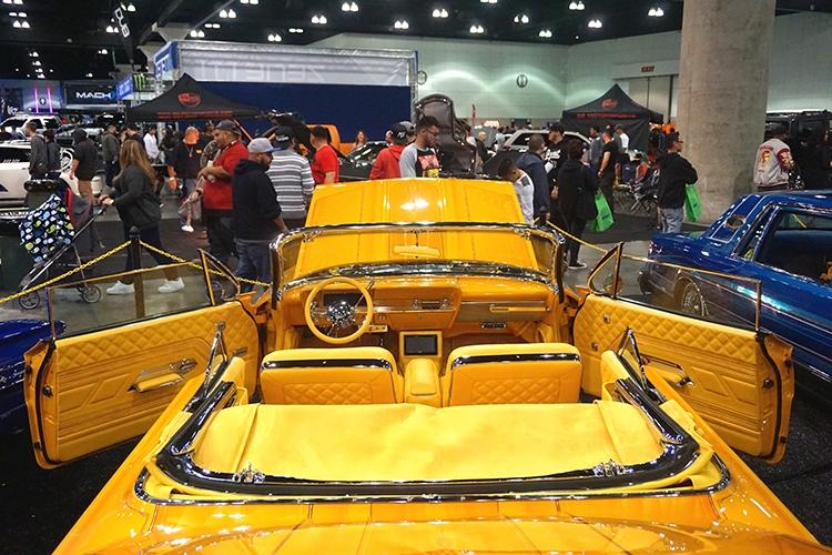ABD'de modifiye araç fuarı 22