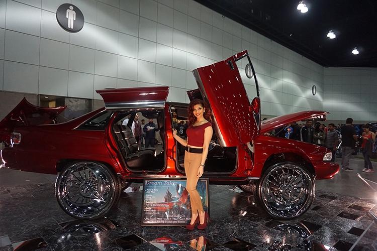 ABD'de modifiye araç fuarı 47