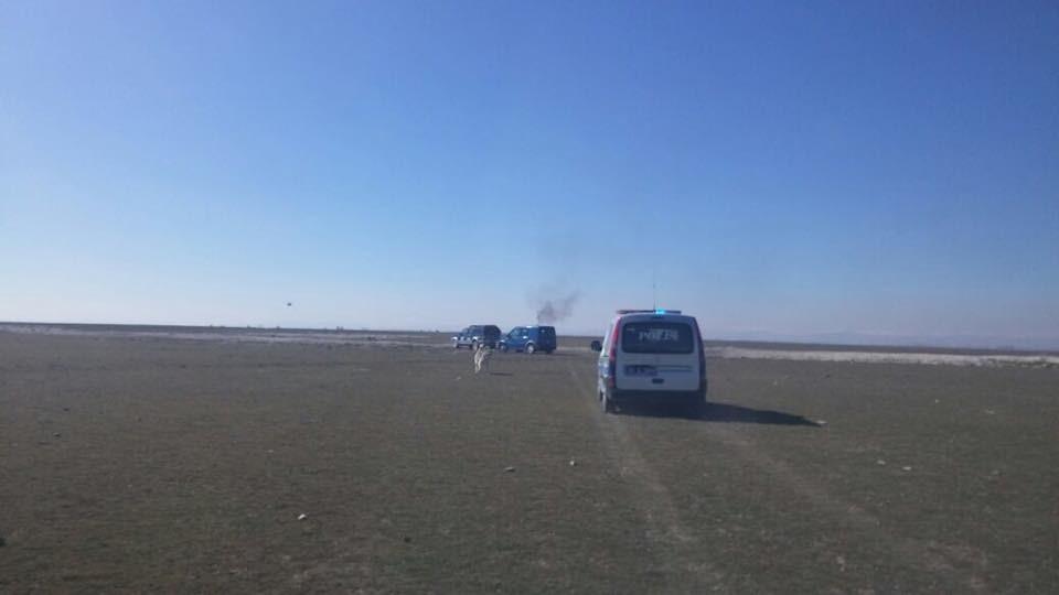 Konya'da Eğitim Uçağı Düştü: 2 Pilot Şehit 16